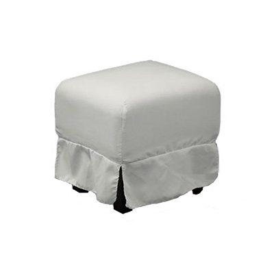 Alquiler de mobiliario para eventos. Banqueta-Agus-Standar-blanca