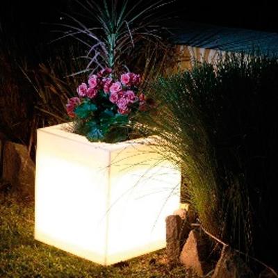 Pot Light. Mobiliario retroiluminado