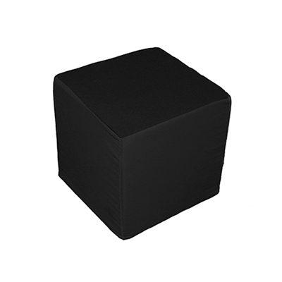 Alquiler de mobiliario para eventos. Puff-cubo-de-Living-zone