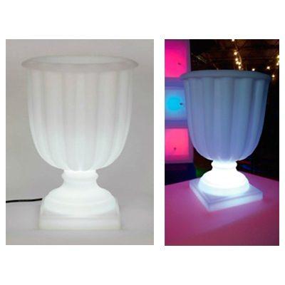 cooler light. Mobiliario retroiluminado