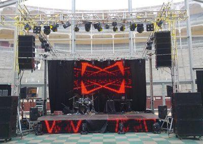 Servicios de discoteca movil y karaoke para eventos