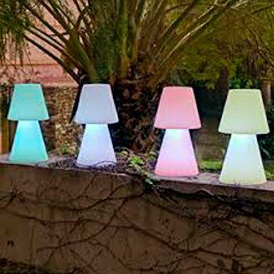 Alquiler de lampara lolita para decoracion de fiestas y eventos