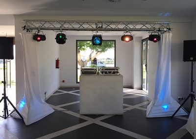 alquiler de discoteca vip puente para eventos